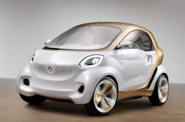 Nuevo Smart Fortwo Concept