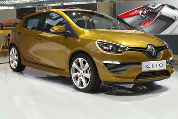 Nuevo Renault Clio 2012