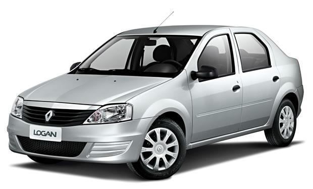 Renault Logan con nuevo interior y equipamiento