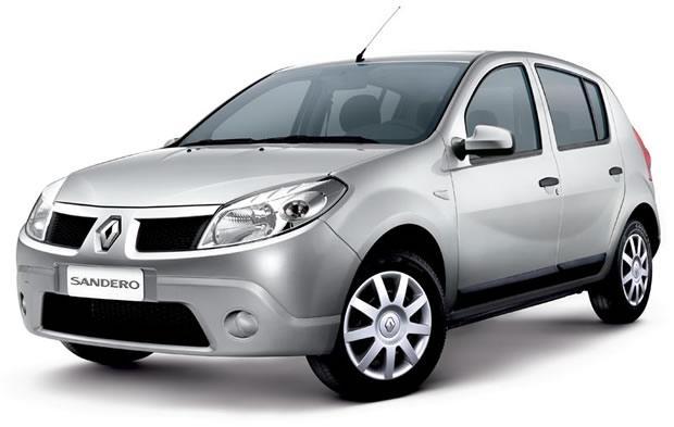 Renault Clio, Logan y Sandero llamados a revisión en Brasil