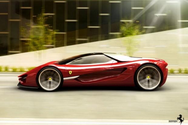 Ferrari Xezri Supercar Concept