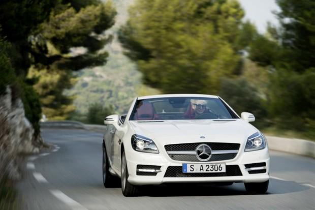 Mercedes Benz SLK 250 CDI