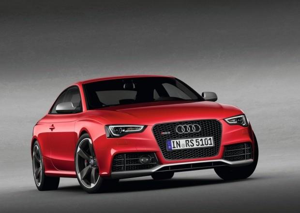 Audi RS5 2012, Salón de Frankfurt