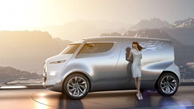 Citroën Tubik concept para Frankfurt 2011