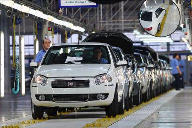 Fiat Auto Argentina en Agosto, récord de exportaciones y producción