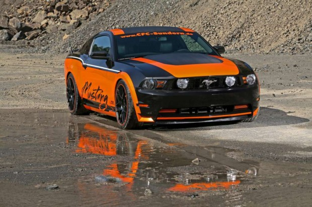 Ford Mustang 5.0 GT by World Design