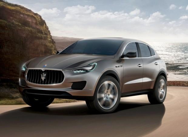 Maserati Kubang, video oficial