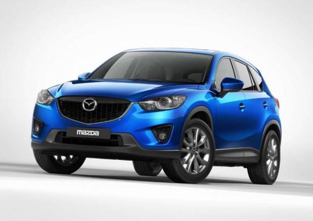 Mazda CX 5 nuevas imágenes e información oficial