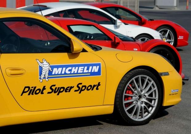 Michelin lanzó el Pilot Super Sport, el neumático más veloz del mercado