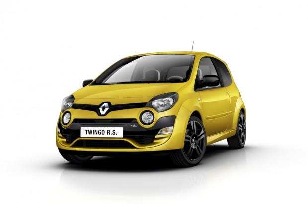 Nuevo Renault Twingo en el Salón de Frankfurt