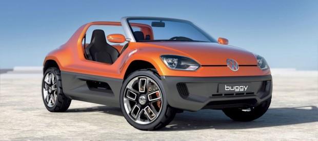 Volkswagen up! una nueva familia de vehículos pequeños en Frankfurt 2011