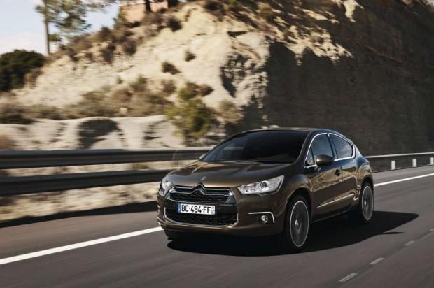 El Citroën DS4 es Auto Europa 2012