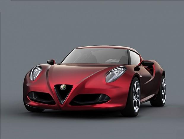 Nuevo Motor Alfa Romeo 1.8 litros con 300CV