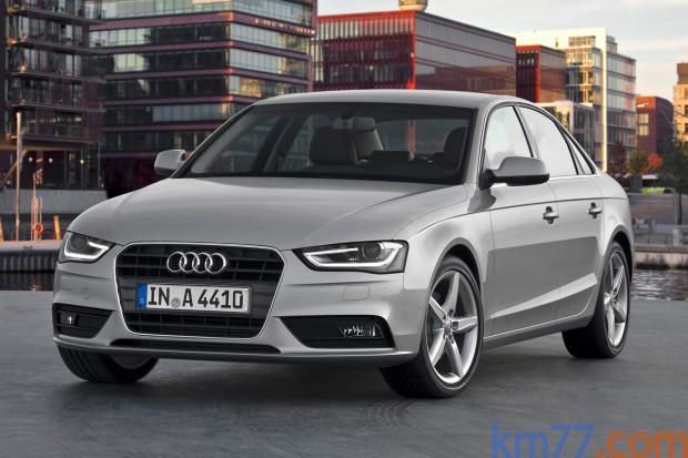 Audi A4 2012 Oficial