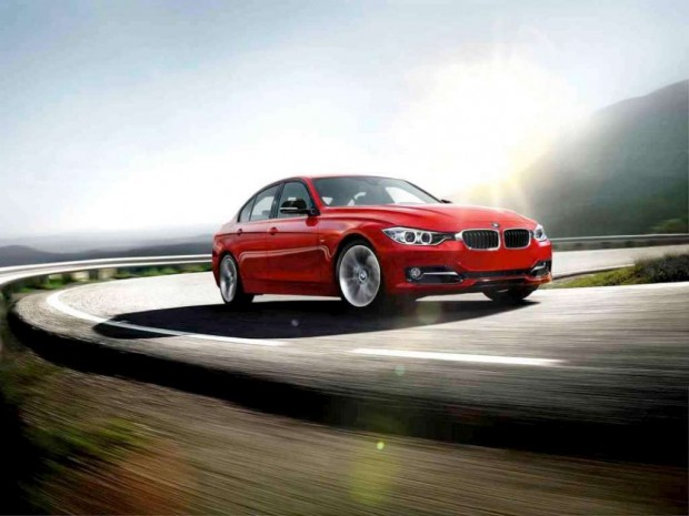 BMW F30 Serie 3  primeras fotos oficiales