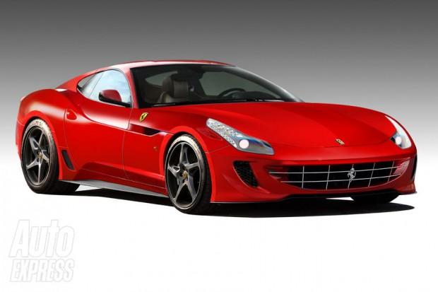 Ferrari 599 GTB, así podría ser su heredera