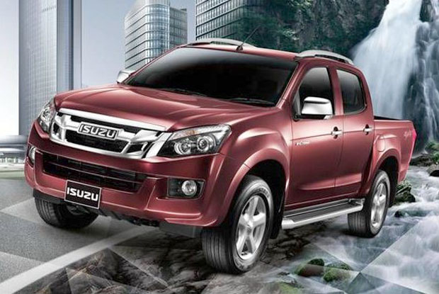 Pick-up Isuzu D-Max 2012