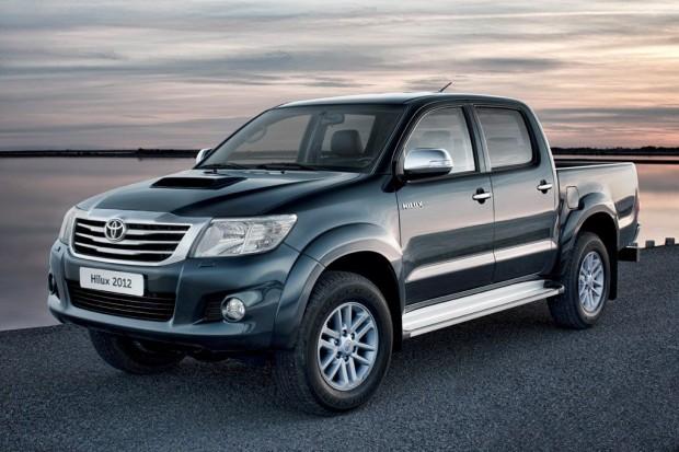 Nuevo Toyota Hilux 2012, llega a Chile