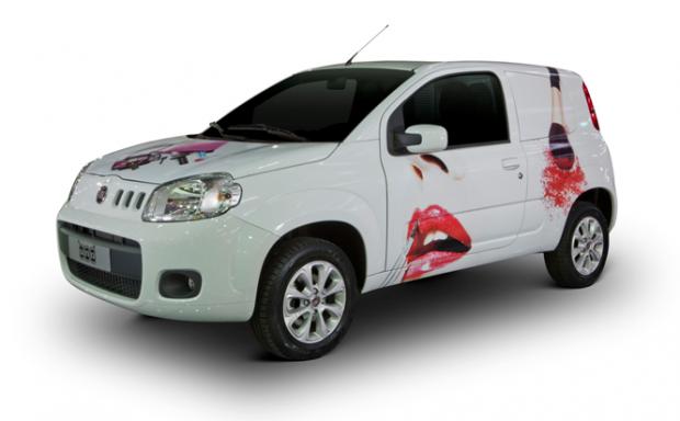 Nuevo Fiat Uno Furgon Concept