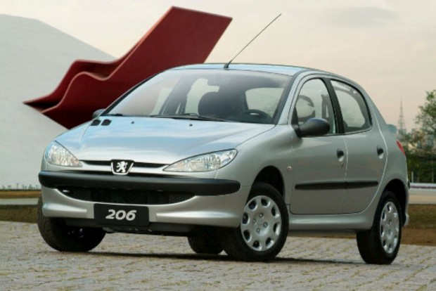 Peugeot 206 Generation Plus