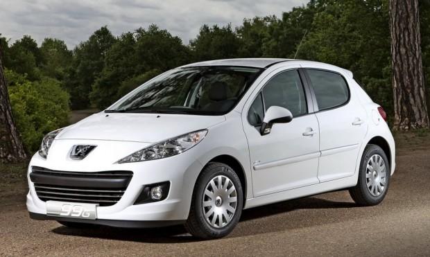 Peugeot 207 40 principales