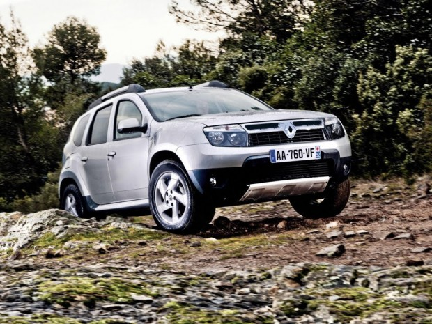 Renault Duster 4×4