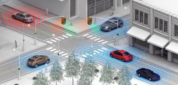 Autos autónomos para el 2015