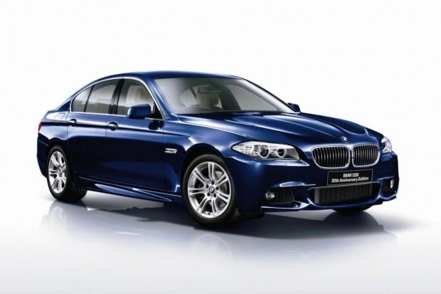 BMW Serie 5, 30 aniversario