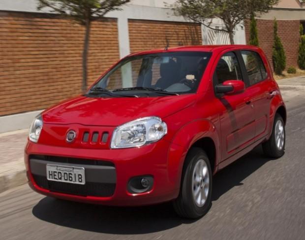 Nuevo Fiat Uno Economy