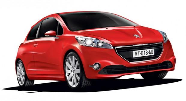 Peugeot 208, primer teaser