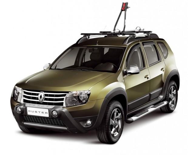 Renault Duster, precios y equipamiento