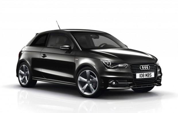 Audi A1 Contrast y Black Edition