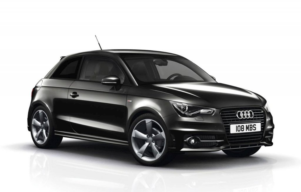 audi a1 contrast y black edition mundoautomotor. Black Bedroom Furniture Sets. Home Design Ideas