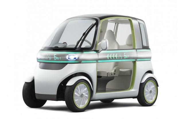 Daihatsu Pico EV Concept en el Tokyo Motor Show 2011