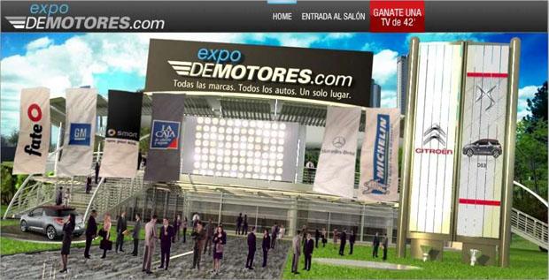 Empieza la 2° edición de ExpoDeMotores