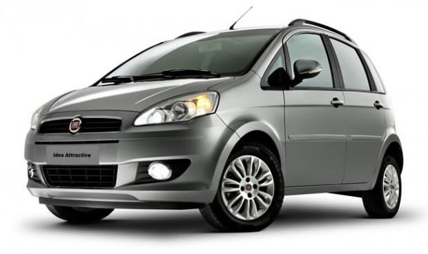 Fiat Idea Attractive con más opcionales