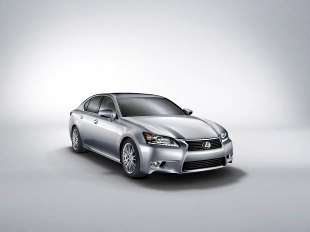 Nuevo Lexus GS 2012