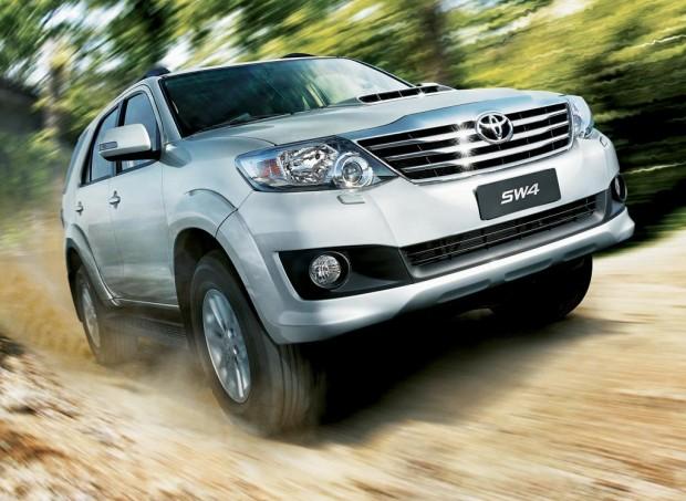 Nueva Toyota SW4 2012, Lanzamiento Oficial