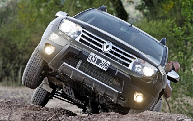 Renault Duster Experience