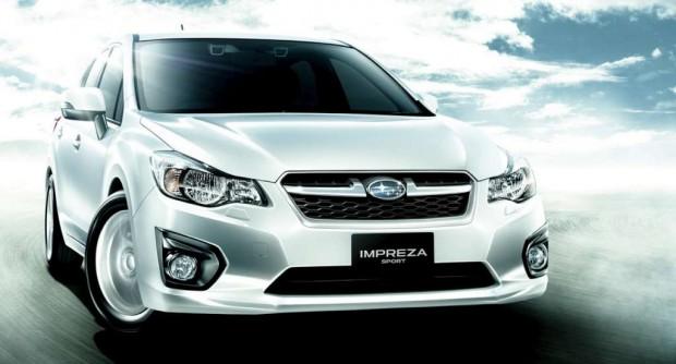 Subaru Impreza Sport y G4 en el Salón del Automóvil de Tokio