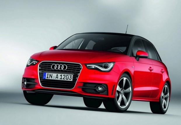 Audi A1 Sportback, oficial