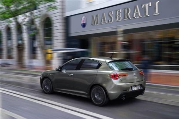 Alfa Romeo Giulietta producirá una versión limitada para Maserati