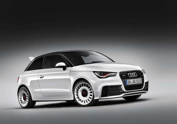 Audi A1 Quattro en edición especial