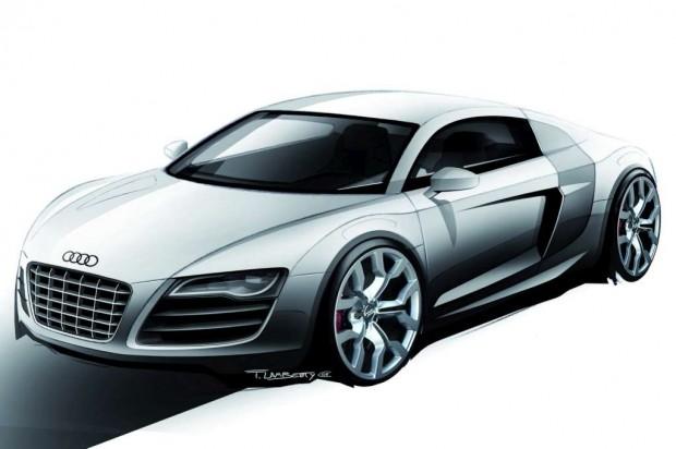 Audi R8, probable reemplazo para 2014