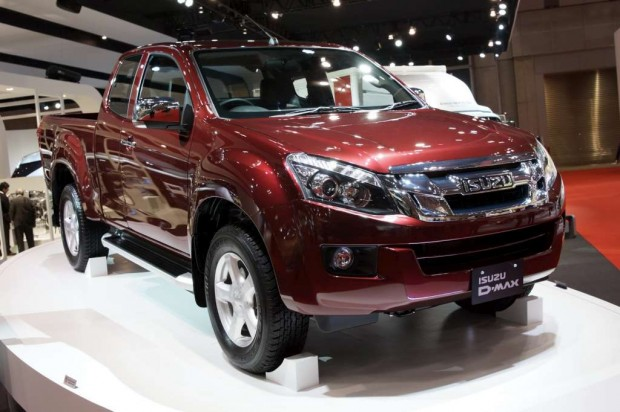 Nueva Pick-up Isuzu D-MAX  2012
