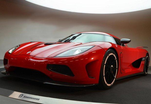 Koenigsegg Agera R, nuevo record