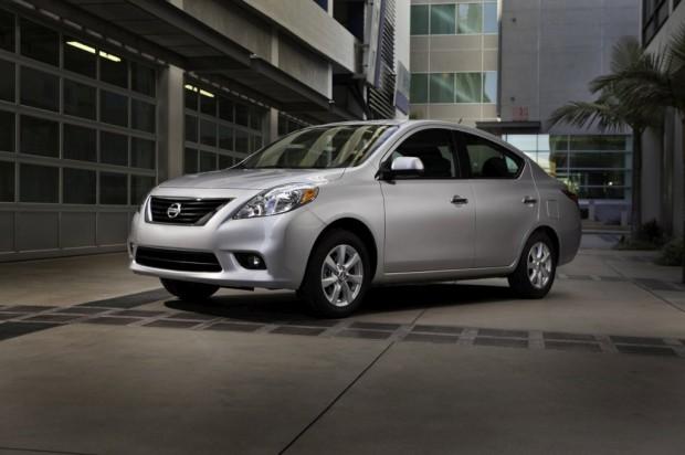 Nissan Versa Diesel