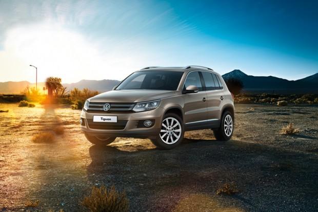 Nuevo Volkswagen Tiguan, Oficial