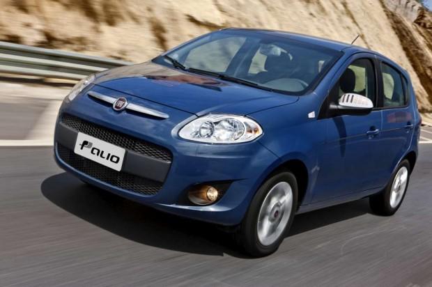 El Nuevo Fiat Palio recibió su 6° premio