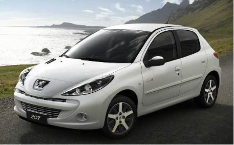 Peugeot 207 Compact Quiksilver por 81.800 pesos